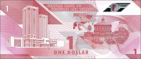 Trinidad & Tobago 1 Dollar 2020 Polymer (1)