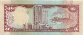 Trinidad & Tobago P.46 1 Dollar 2006 (1)