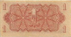 Tschechoslowakei / Czechoslovakia P.45a 1 Krone 1944 (1)