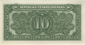Tschechoslowakei / Czechoslovakia P.69a 10 Kronen 1950 (1)