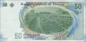 Tunesien / Tunisia P.94 50 Dinars 2011 (1)