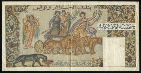 Tunesien / Tunisia P.30 5000 Francs 1952 (3)