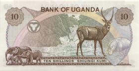 Uganda P.06b 10 Shillings (1973) (1)