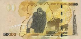 Uganda P.54c 50000 Shillings 2015 (2018) (1)