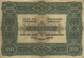 Ungarn / Hungary P.068 10000 Kronen 1920 (4)