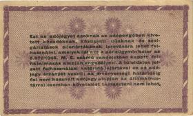 Ungarn / Hungary P.144 100.000 Adopengö 1946 (3)