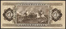 Ungarn / Hungary P.166 50 Forint 1951 (1)