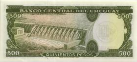 Uruguay P.54 0,50 Nuevo Peso (1975) (1)