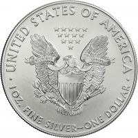 USA Silber-Unze 2017 Eagle/ Liberty
