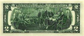 USA / United States P.538 2 Dollars 2013 B (1)