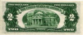 USA / United States P.380 2 Dollars 1953 (1)