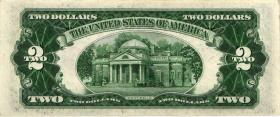 USA / United States P.380c 2 Dollars 1953 C (1)