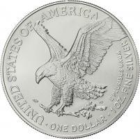 USA Silber-Unze 2021 Eagle/ Liberty