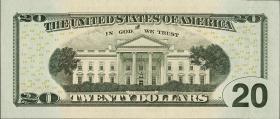 USA / United States P.521a 20 Dollars 2004 (1)