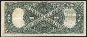 USA / United States P.187 1 Dollar 1917 (3)