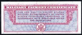USA / United States P.M14 10 Dollars (1947) Serie 471 (1)