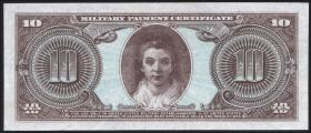 USA / United States P.M42 10 Dollars (1958) (1)