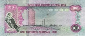 VAE / United Arab Emirates P. neu 100 Dirhams 2018 (1)