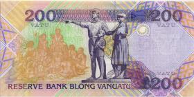 Vanuatu P.08c 200 Vatu (1995) (1)