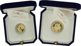 Vatikan 20 + 50 Euro 2014 (Gold) Michelangelo