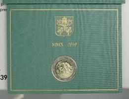 Vatikan 2 Euro 2010 Priesterjahr