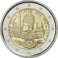 Vatikan 2 Euro 2019 90 Jahre Staatsgründung