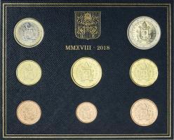 Vatikan Euro-KMS 2018 mit 5 Euro