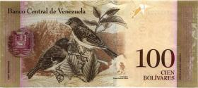 Venezuela P.93i 100 Bolivares 2015 (1)