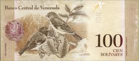 Venezuela P.93c 100 Bolivares 2009 (1)