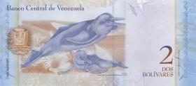 Venezuela P.88 2 Bolivares 2007 (1)
