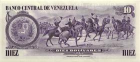 Venezuela P.57 10 Bolivares 1980 (1)