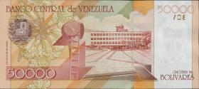 Venezuela P.83 50000 Bolivares 1998 (1)