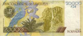 Venezuela P.86b 20000 Bolivares 2004 (2)