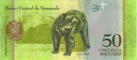 Venezuela P.92j 50 Bolivares 23.6.2015 (1)