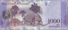 Venezuela P.95b 1000 Bolivares 2017 (1)