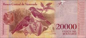 Venezuela P.99b 20000 Bolivares 2017 (1)