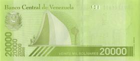 Venezuela P.110b 20000 Bolivares 22.1.2019 (1)