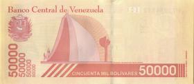 Venezuela P.111b 50000 Bolivares 22.1.2019 (1)