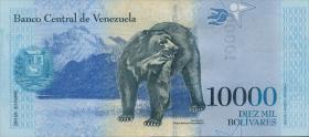 Venezuela P.98a 10000 Bolivares 2016 (1)