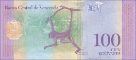 Venezuela P.106b 100 Bolivares 22.3.2018 (1)