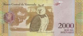 Venezuela P.neu 2000 Bolivares 2016 (1)