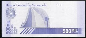 Venezuela P.113 500.000 Bolivares 3.9.2020 (1)