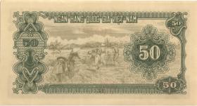 Vietnam / Viet Nam P.061a 50 Dong 1951 (1)