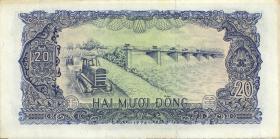 Vietnam / Viet Nam P.083 20 Dong 1976 (1)