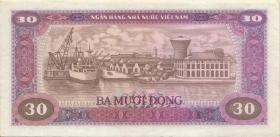 Vietnam / Viet Nam P.087 30 Dong 1981 (1)