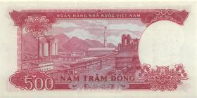 Vietnam / Viet Nam P.099 500 Dong 1985 (1)