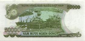 Vietnam / Viet Nam P.111a 50.000 Dong 1993 (1)