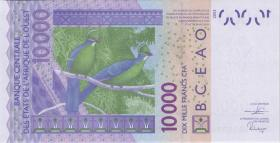 West-Afr.Staaten/West African States P.Neu 10.000 Francs 2020 (1)