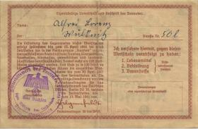 WHW-16 Winterhilfswerk 50 Reichspfennige 1940/41 (3+)