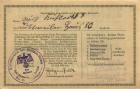 WHW-30 Winterhilfswerk 1 Reichsmark 1941/42 (1)